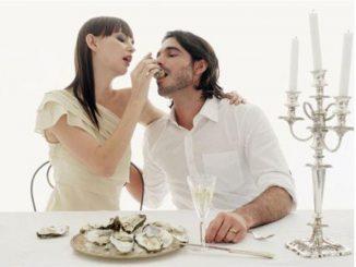 cibi afrodisiaci per l'uomo