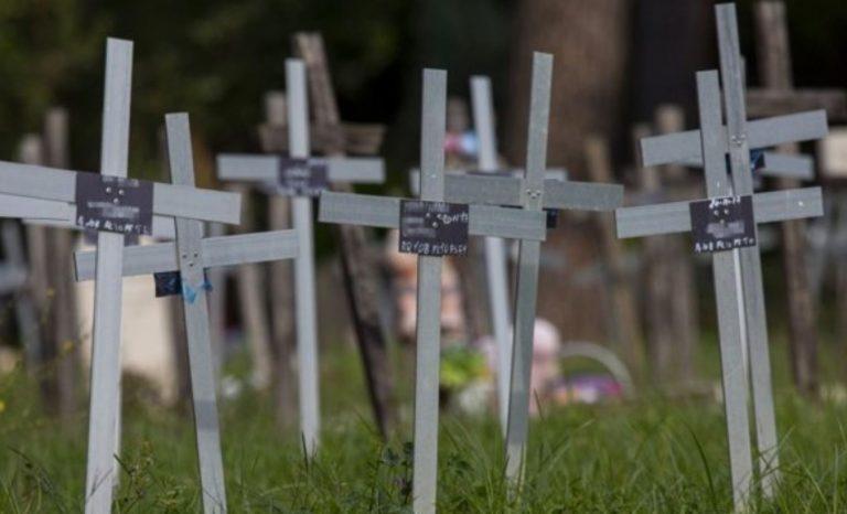 cimiteri dei feti