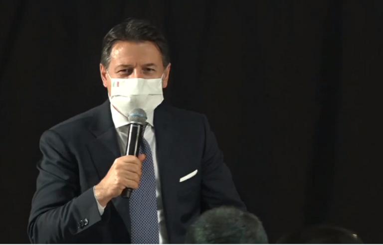 Giuseppe Conte afferma che bisogna evitare lockdown
