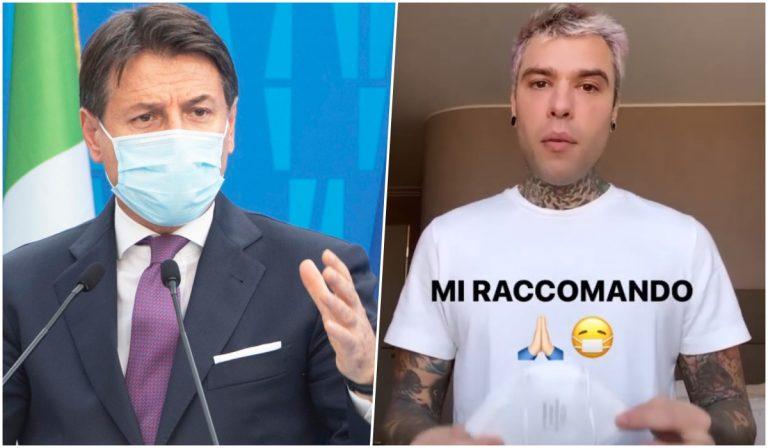 Conte Fedez Chiara Ferragni