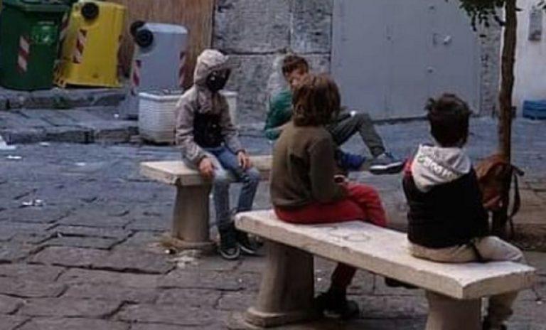 Coprifuoco minorenni Melito di Napoli