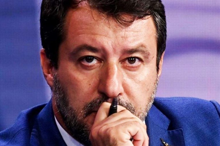 covid salvini lockdown sì