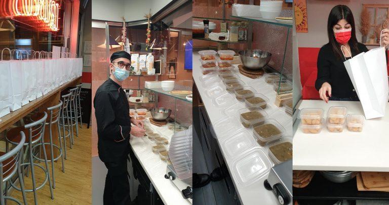 Crusco's, il ristorante di Potenza che dona cibo ai bisognosi.