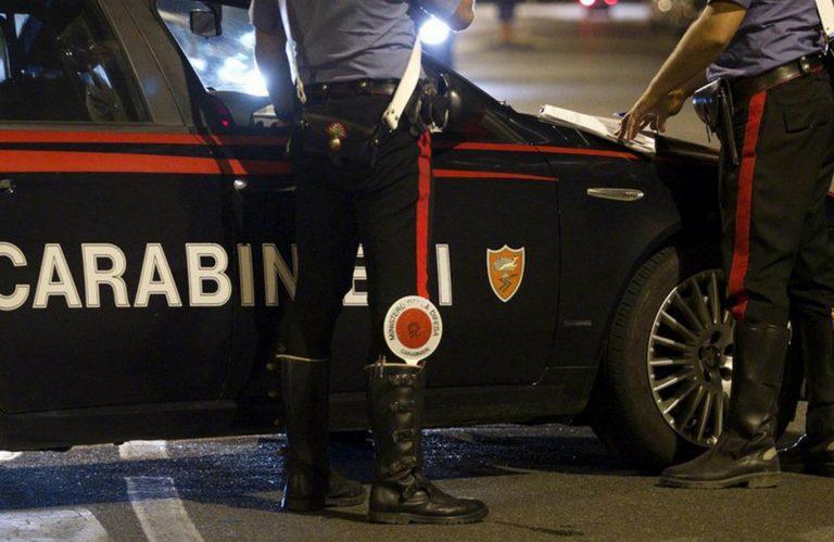 delatore carabinieri