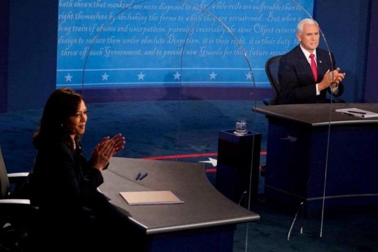 dibattito Harris Pence