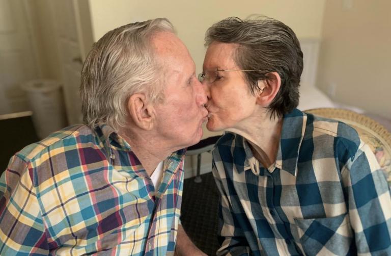 Sposati 60 anni divisi coronavirus 215 giorni