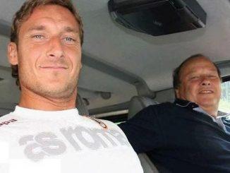 Enzo Totti padre morto