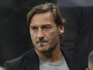 Francesco Totti lettera padre