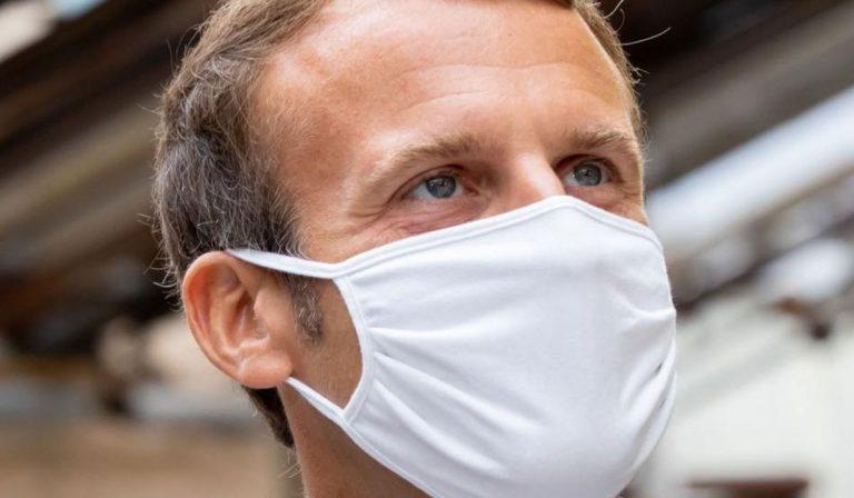 Francia lockdown Macron