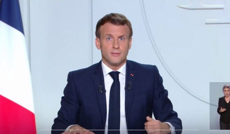 Francia Macron Lockdown