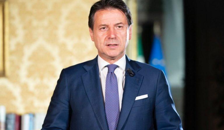 Giuseppe Conte Assisi