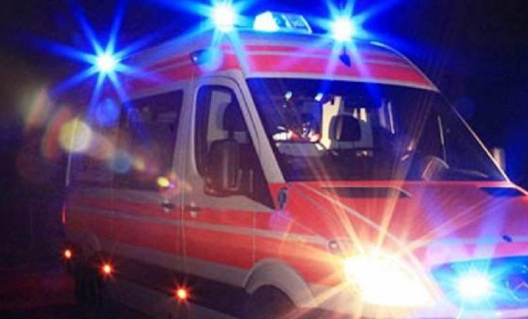 Incidente a Bari in via Napoli