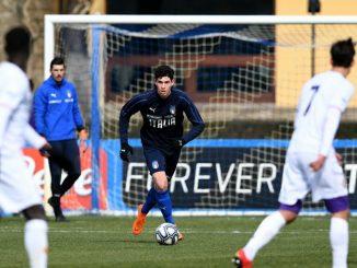 Italia Under21 Bastoni