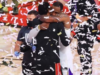 Los Angeles Lakers campioni NBA