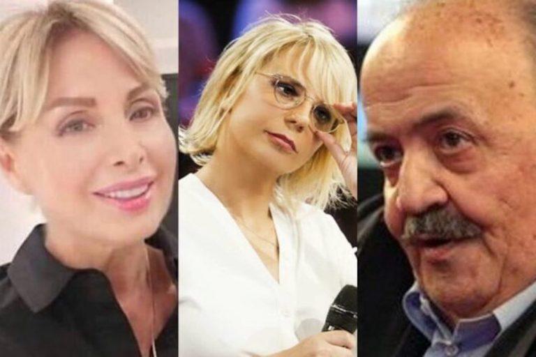 Marta-Flavi-Maurizio-Costanzo