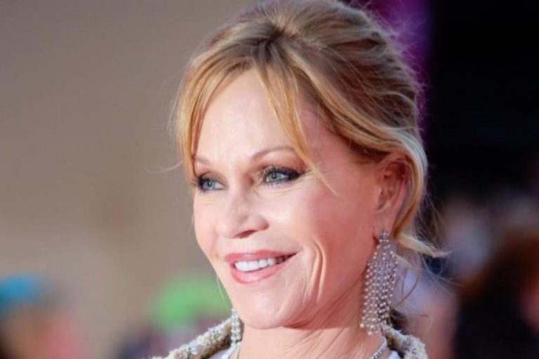 Melanie Griffith in intimo