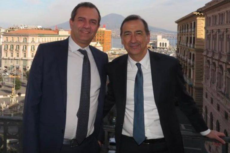 Ministero lockdown Milano e Napoli
