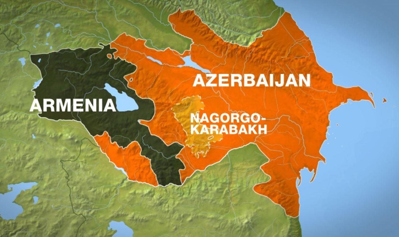 Dov'è il Nagorno Karabakh