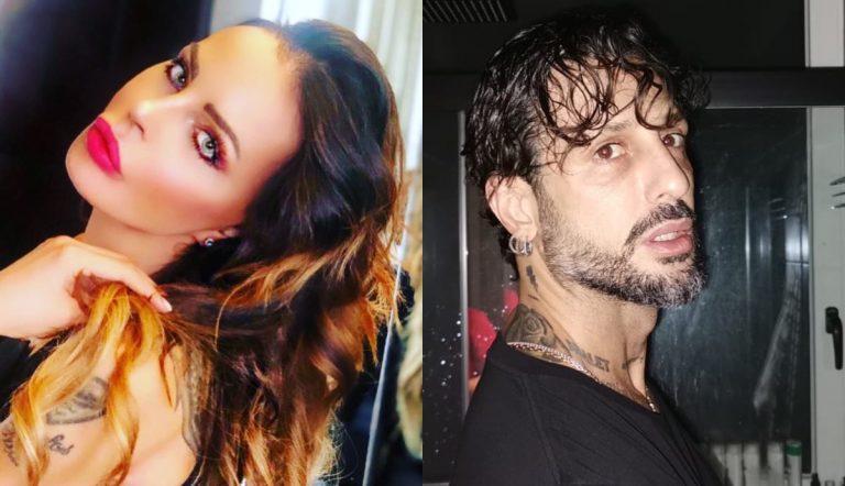 Nina Moric e Fabrizio Corona