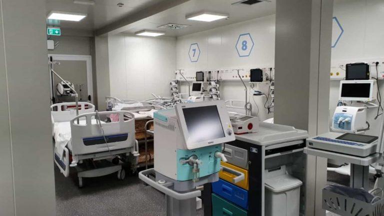ospedale campania