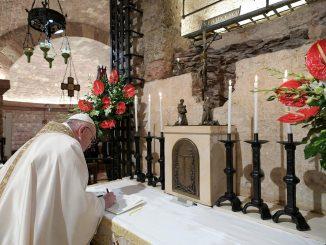 papa francesco enciclica fratelli tutti