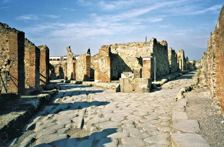reperti pompei