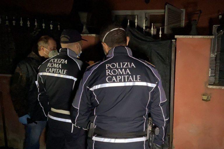 roma abbattimento ville casamonica
