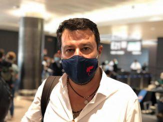 """Salvini su modifiche Dl sicurezza: """"torna mangiatoia su immigrazione"""""""