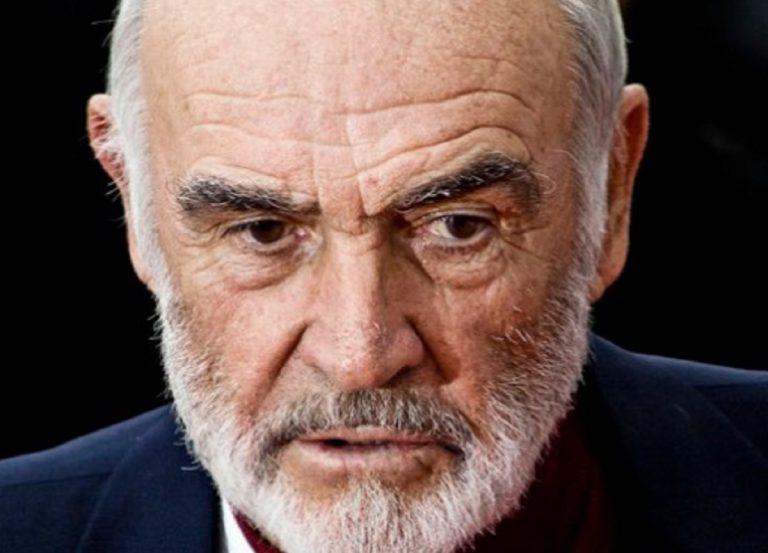 Sean Connery morto