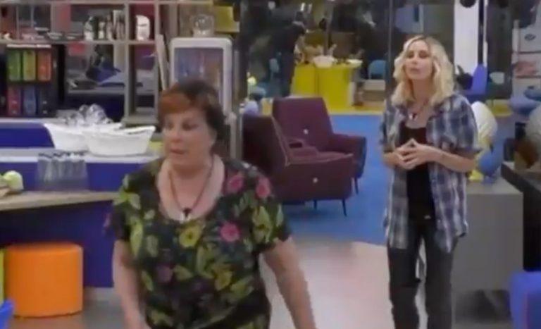 stefania litiga con la contessa