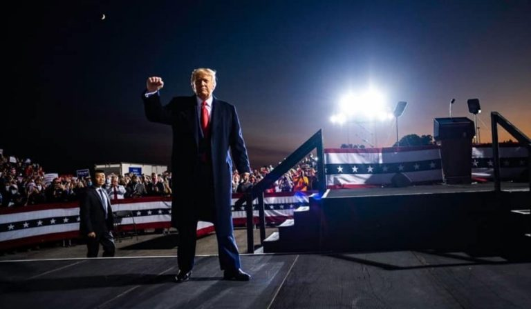 Trump condizioni di salute