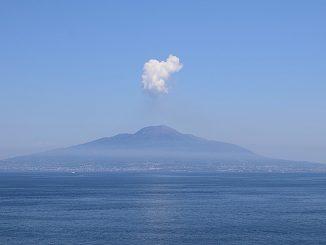 Eruzione Vesuvio: scoperti neuroni nel cervello di una vittima