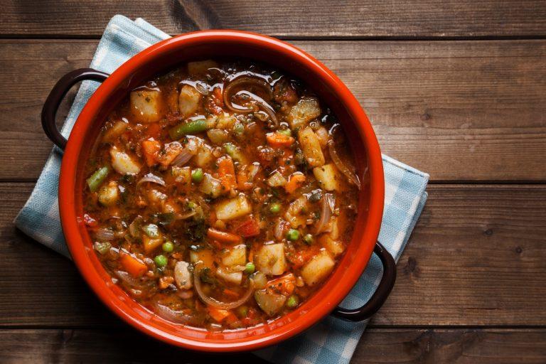 Dieta del minestrone.