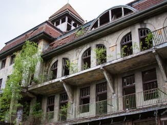 Hotel abbandonato