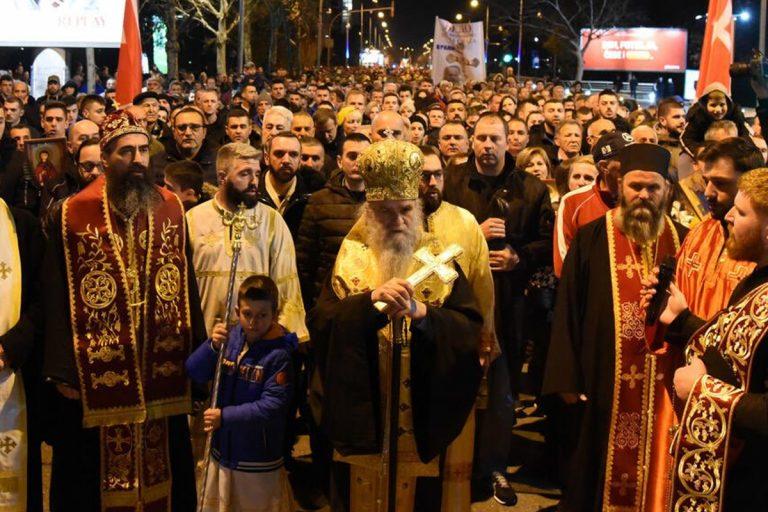Vescovo negazionista muore di Covid in Montenegro