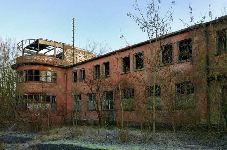 Il campo di aviazione di Werneuchen