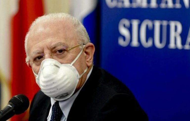 Allarme bomba Salerno