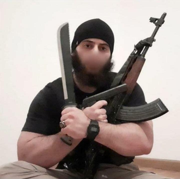 attentatore vienna foto