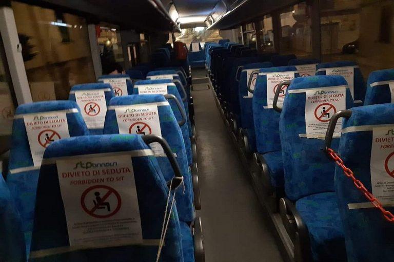 autobus brindisi posti davanti