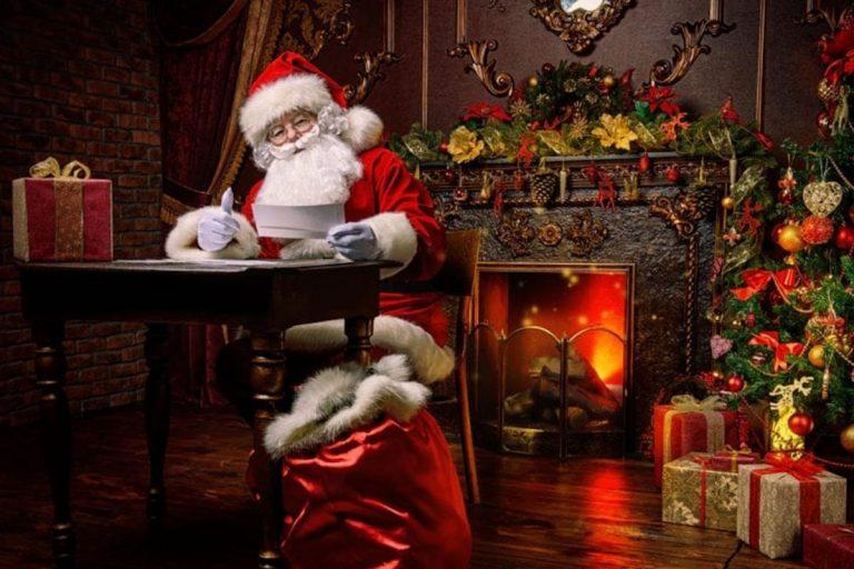 Babbo Natale autocertificazione