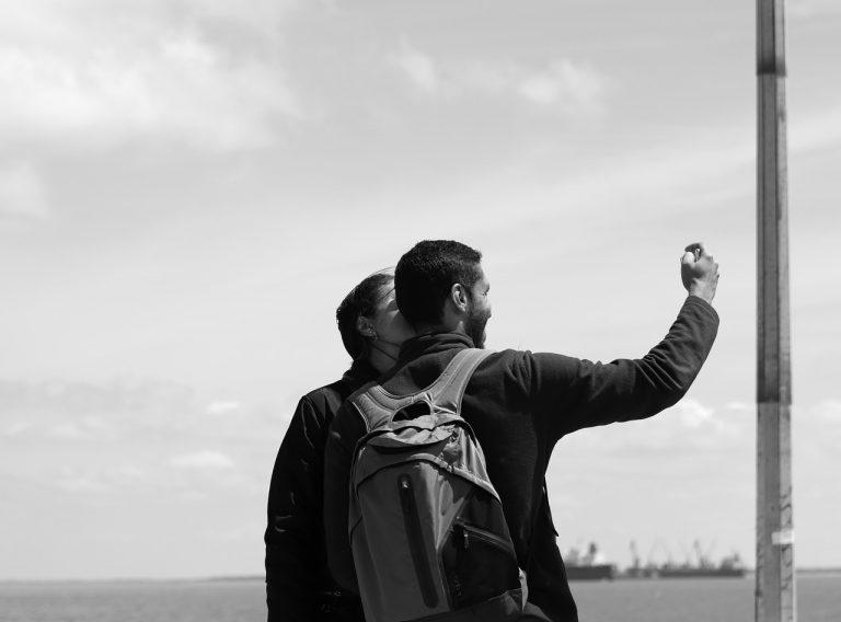 fidanzati selfie