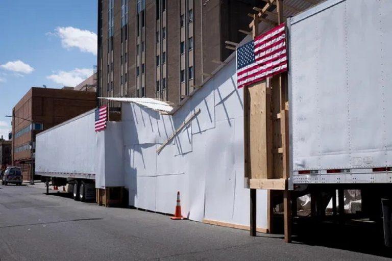camion frigo New York