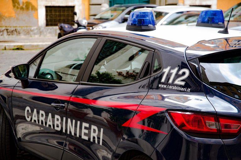 Fa tardi dalla fidanzata, multato dai Carabinieri