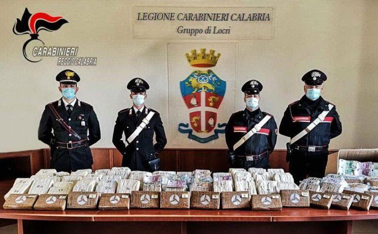 carabinieri droga milioni conferenza stampa