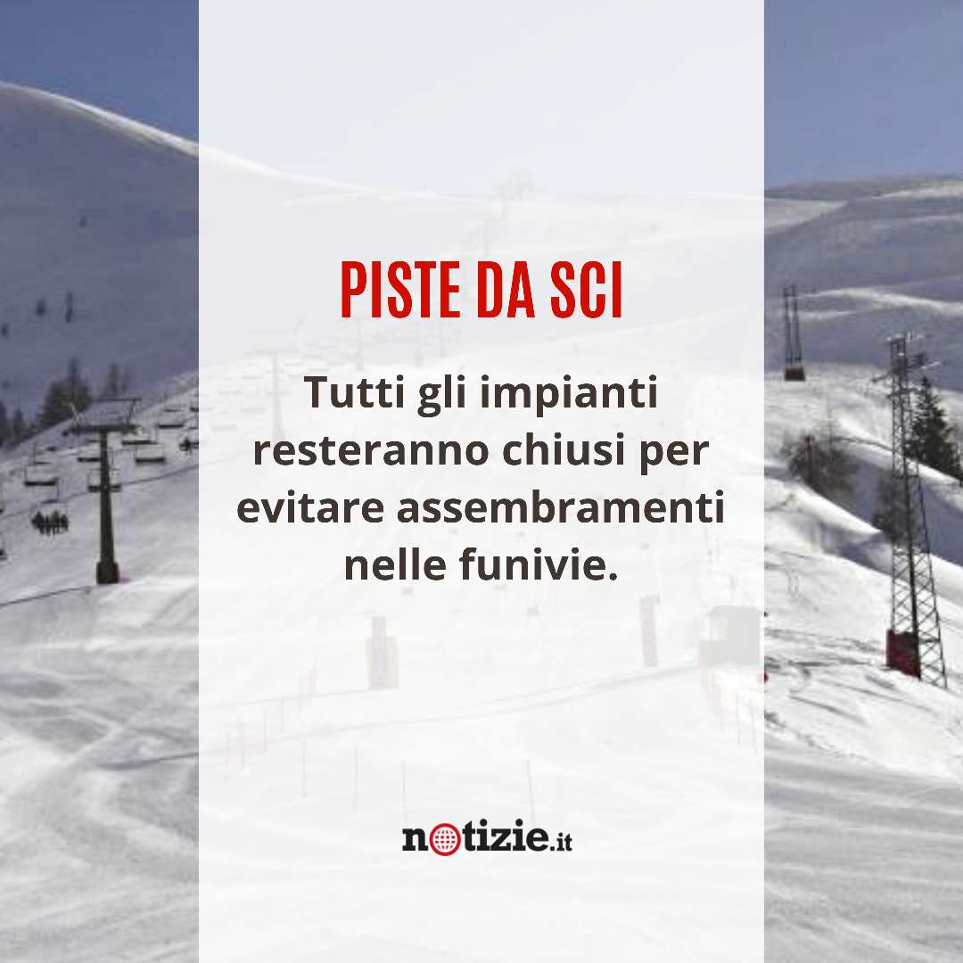 card piste da sci