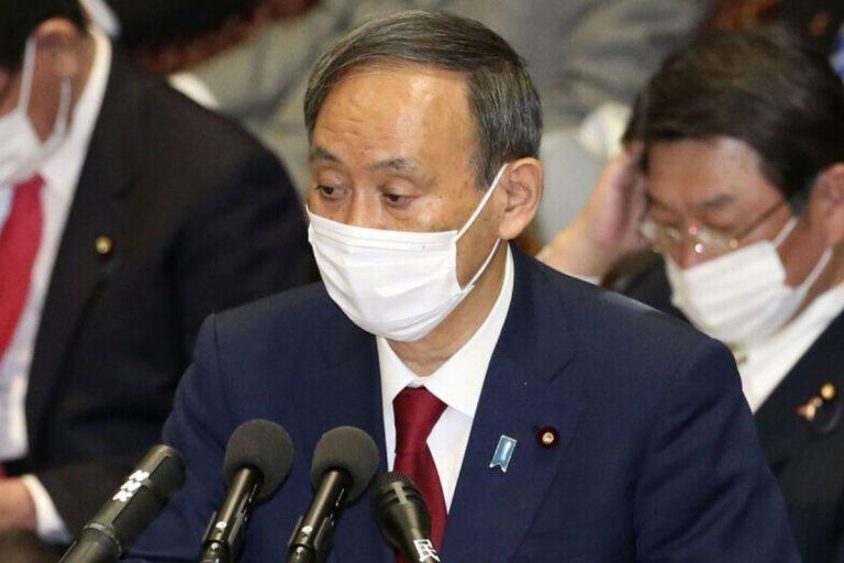 coronavirus Giappone terza ondata