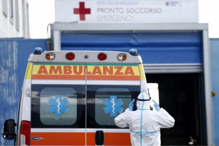 coronavirus picco epidemia