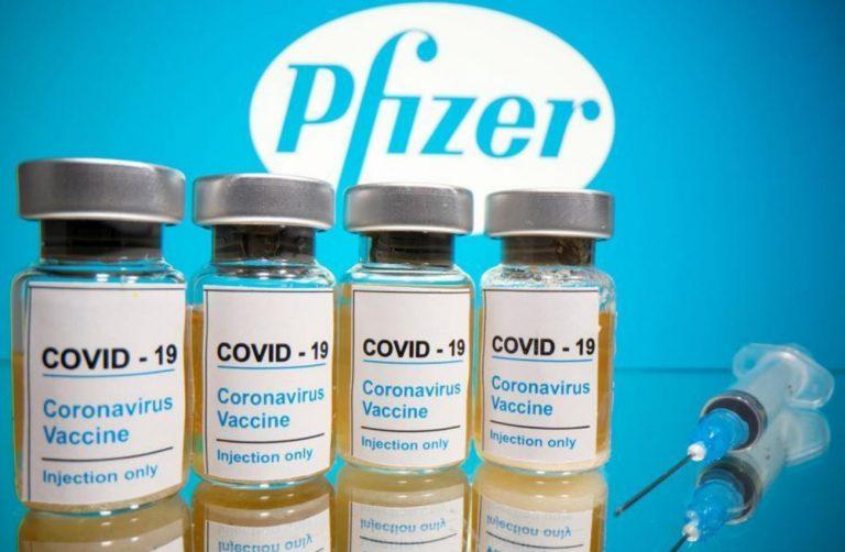coronavirus vaccino pfizer