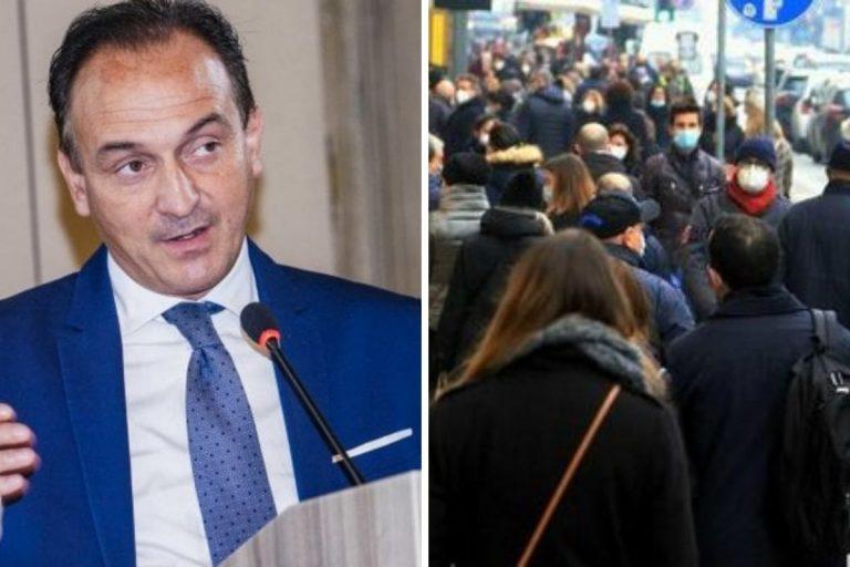 Covid Cirio assembramenti Torino