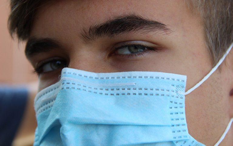 dermatite da contatto con mascherine